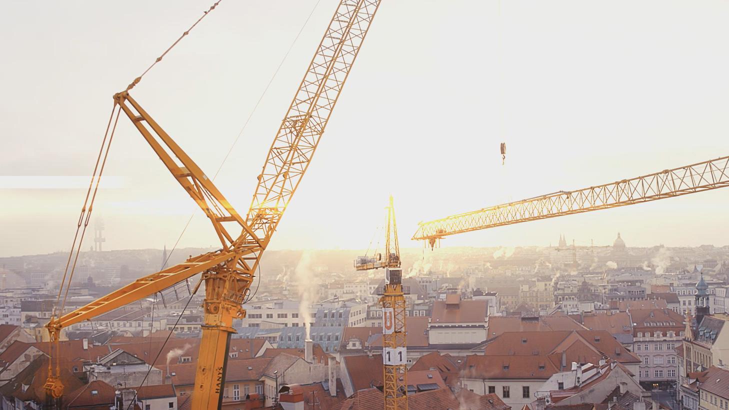 Craneformers_jeřáby